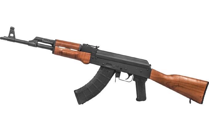 Карабин Century Arms VSKA слева