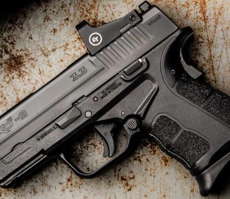 Пистолет Springfield Armory XD-S Mod.2 OSP