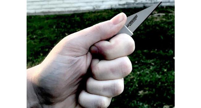 хват ножа Gearward HemiSERE