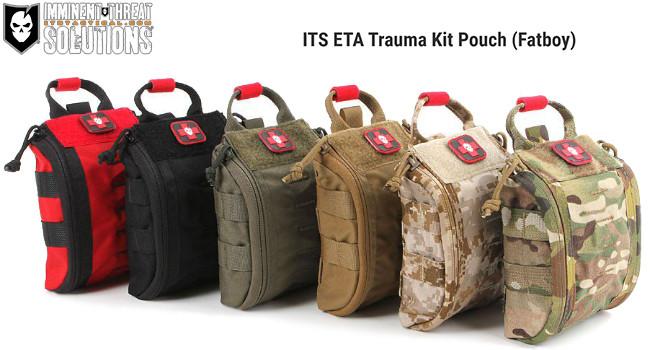 Тактические наборы первой помощи ITS Tactical ETA