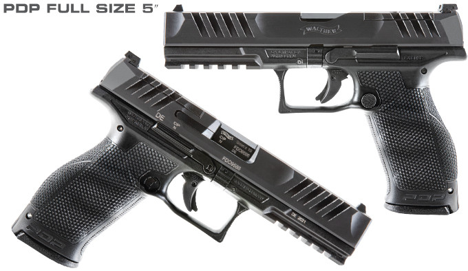 пистолет Walther PDP Full Size 5