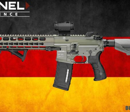 Германия заменяет автомат H&K G36 на Haenel MK556