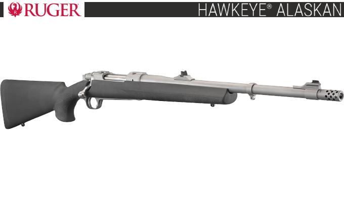 Винтовка Ruger Hawkeye Alaskan