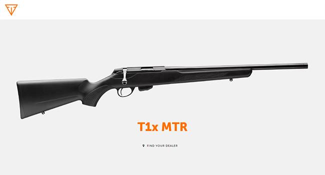 Винтовка Tikka T1x MTR