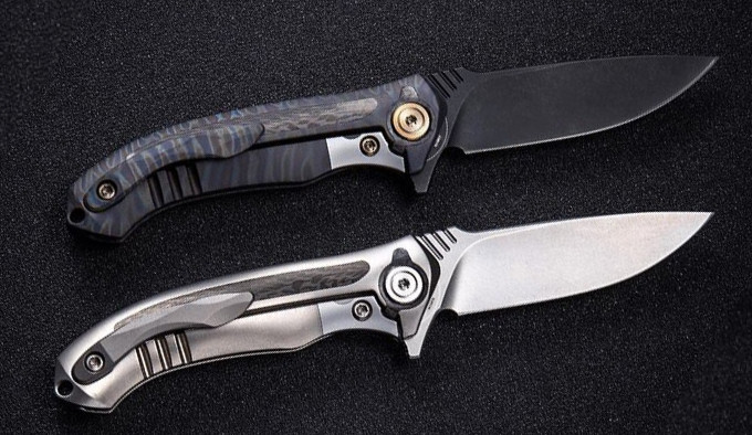Нож We Knife Anodyne 914