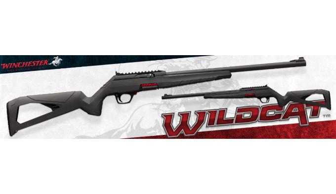 Винтовка Winchester Wildcat .22 LR