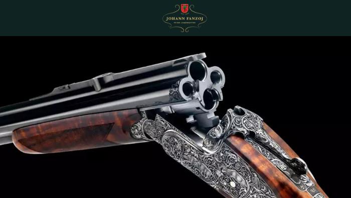 Четырёхствольное комбинированное ружье Fanzoj Vierling