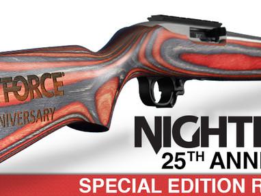 Праздничное предложение от Nighforce с Ruger в честь юбилея компании