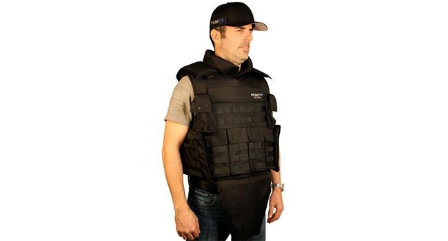 бронежилет Alpha Bulletproof Vest