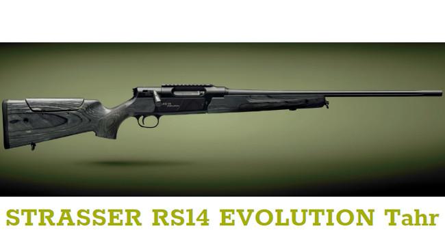 Винтовка Strasser RS-14 Evolution Standard Tahr