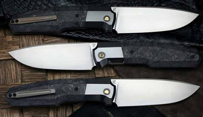 Нож Philippe Jourget x CKF Fif23