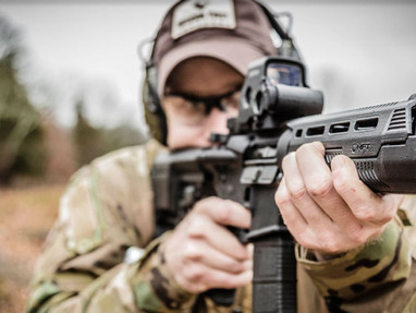 Новое цевье TP15MRS от Mission First Tactical