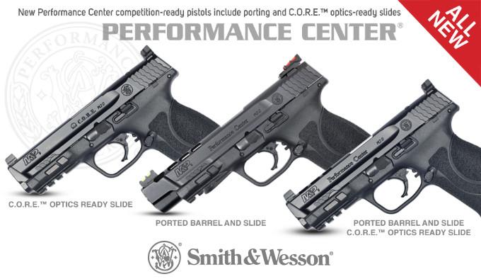 спортивные самозарядные пистолеты 9 и 40 калибра