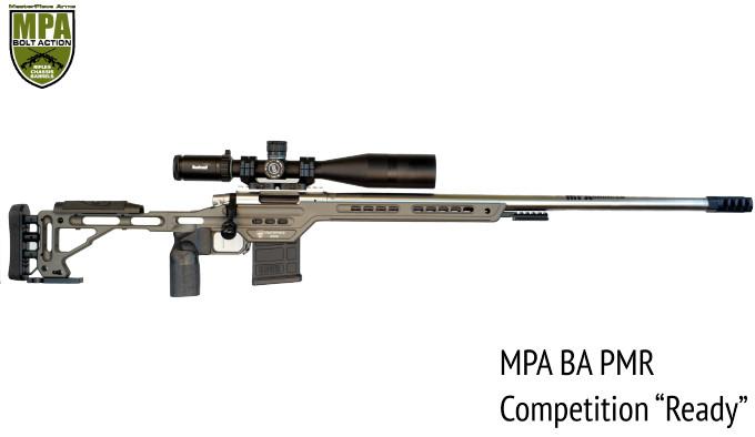 Винтовка MPA BA PM Competition Ready
