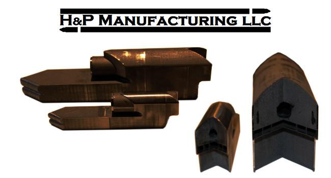 Напечатанные глушители H&P Manufacturing