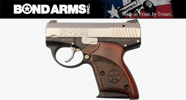 пистолет Bond Arms BullPup9