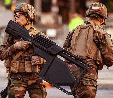 Противодроновое оружие DroneShield выбрано европейской полицией