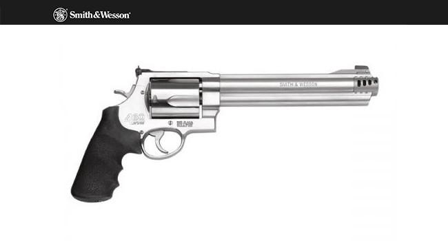револьвер Smith & Wesson 460 XVR