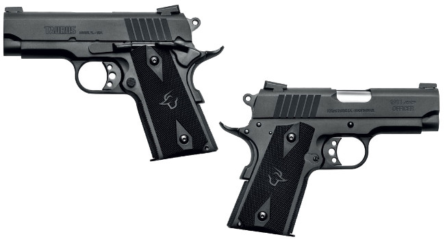 Пистолет Taurus 1911 Officer