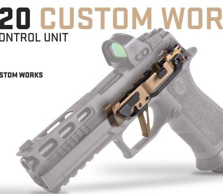 Спуск SIG Custom Works P320 FCU