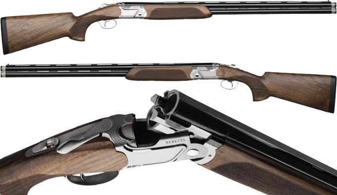 итальянское ружье для спортивной стрельбы