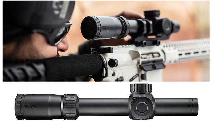 Оптический прицел Nikon BLACK FORCE100