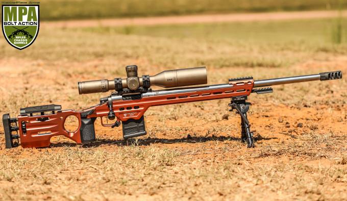 винтовочная ложа шасси для высокоточной стрельбы