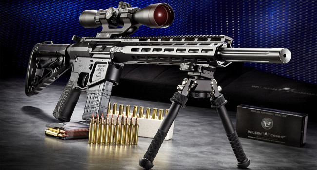 Винтовка Wilson Combat Super Sniper 224 Valkyrie