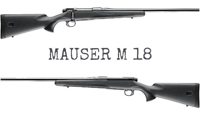 Винтовка Mauser 18