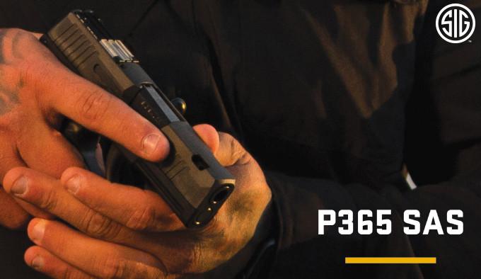 компактный пистолет со сглаженным профилем