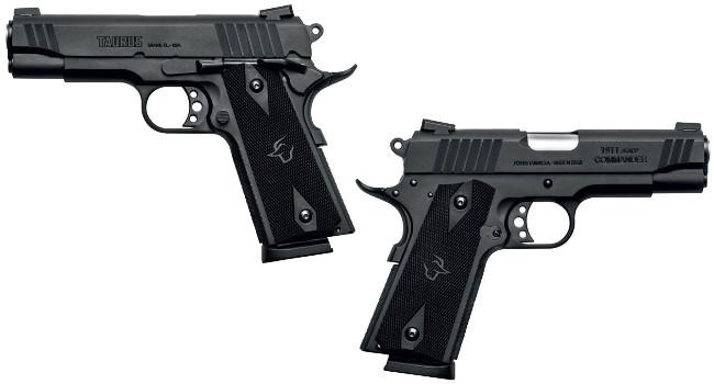 Пистолет Taurus 1911 Commander