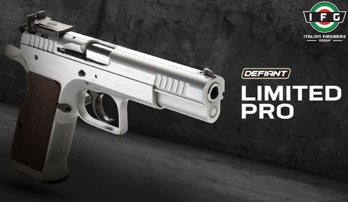 Пистолет IFG Defiant Limited Pro