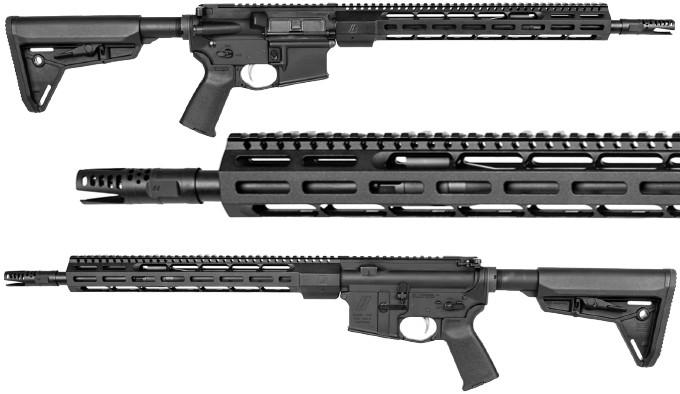 винтовка ZEV Core Duty сбоку