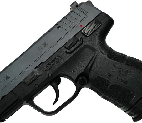 Пистолет Springfield Armory XD-E Langdon Tactical Edition