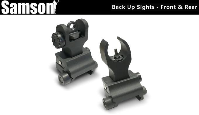 Механический прицел Samson Back Up Front Rear Sight