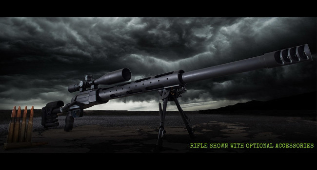 винтовка Noreen Firearms ULR Extreme