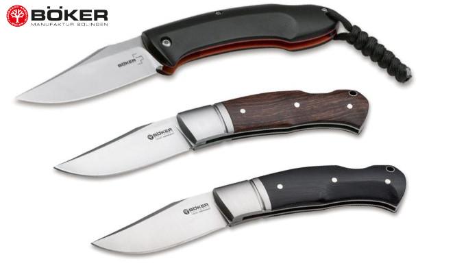 Ножи Böker Frelon и Boxer