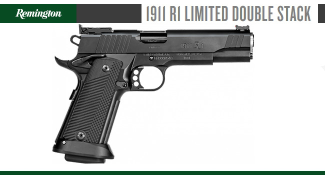 Remington 1911 R1 Limited Double Stack
