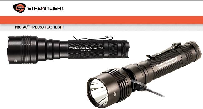 Фонарь Streamlight ProTac HPL USB