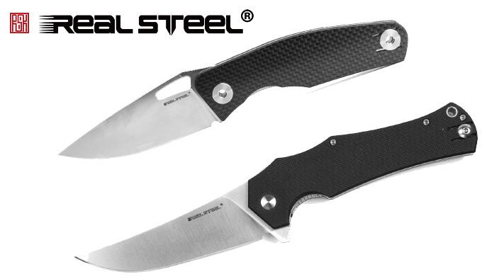 Ножи Real Steel Archangel и Terra