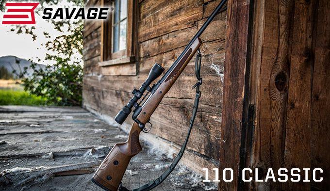 классическая болтовая винтовка с регулировкой ложи