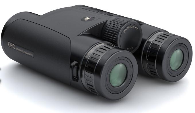 Бинокль-дальномер GPO 10x50 RangeGuide