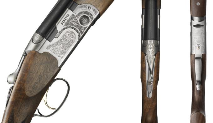 Ружье Beretta 686 Silver Pigeon I