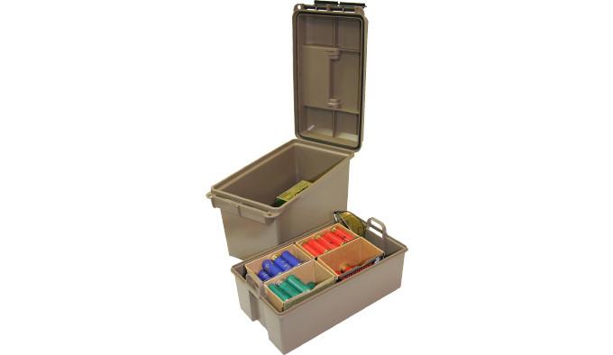 Ящик для патронов MTM Case-Gard SFRC с лотком