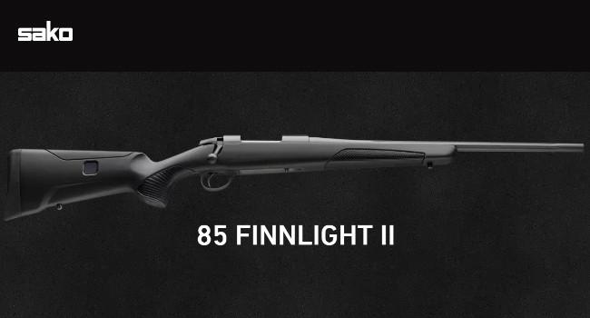 винтовка Sako 85 Finlight II