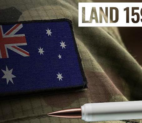 Полимерные гильзы True Velocity для австралийской программы перевооружения LAND 159