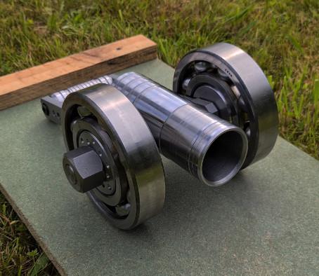 Самодельная мини-пушка под банки лимонада от Mr. Michal