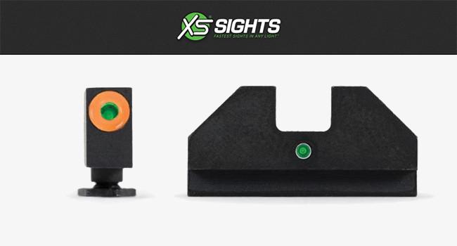 Механический прицел XS Sights F8