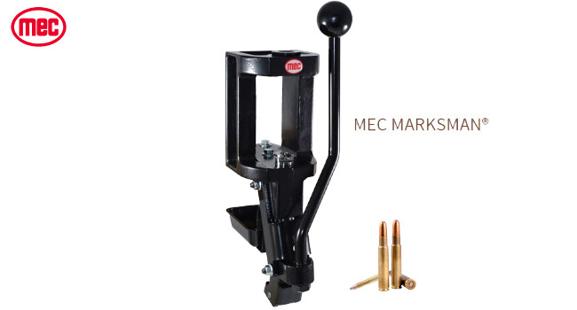 Пресс для патронов MEC Marksman