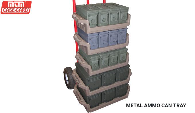 Лотки под ящики для патронов MTM Case-Gard MAC